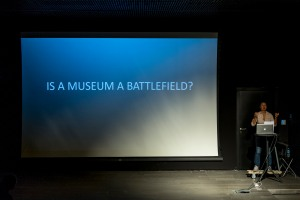 4. Hito Steyerl - Is a Museum a Battlefield?